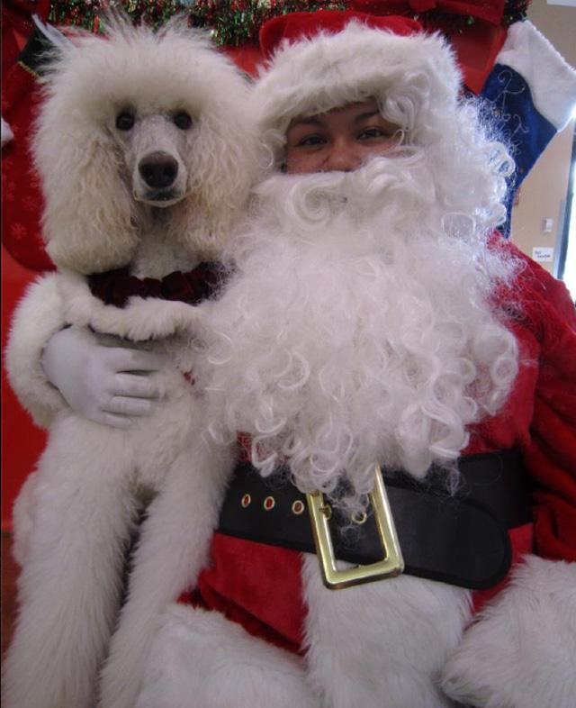 Emma and Father Christmas